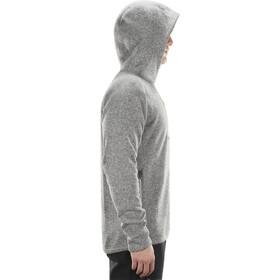 Haglöfs Swook Logo Hoody Jacket Men concrete